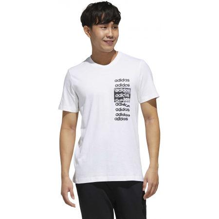 Men's T-Shirt - adidas 3X3 TEE - 4