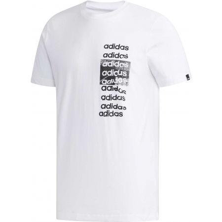 adidas 3X3 TEE - Koszulka męska