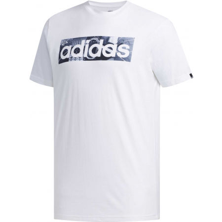 adidas BXD PHOTO TEE - Pánske tričko