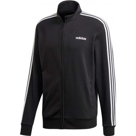 Herren Trainingsanzug - adidas TRACKSUIT COTTON RELAX - 2