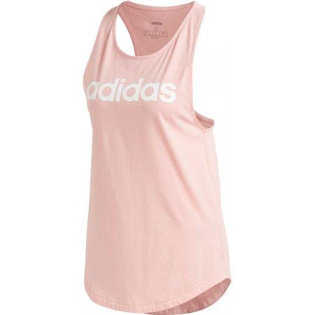 adidas E LIN LOOS TK - Women's tank top