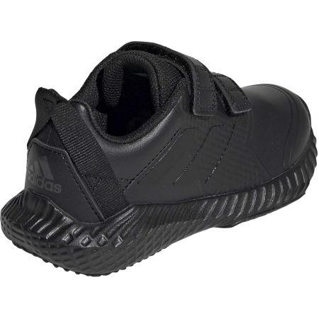 Detská indoorová obuv - adidas FORTAGYM CF K - 6