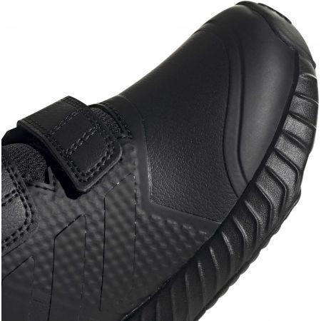 Obuwie halowe dziecięce - adidas FORTAGYM CF K - 8