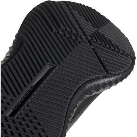 Obuwie halowe dziecięce - adidas FORTAGYM CF K - 9