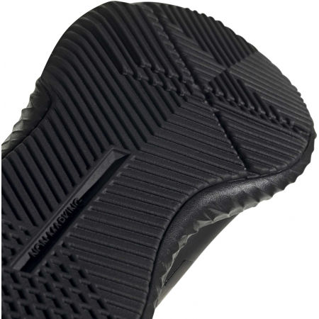 Detská indoorová obuv - adidas FORTAGYM CF K - 9