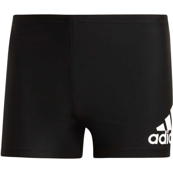 adidas FIT BX BOXER SWIM černá 5 - Pánské plavky