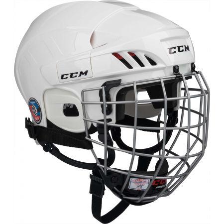 CCM 50C HF COMBO SR - Hokejová prilba