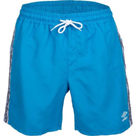 Pánské plavecké šortky - Umbro TAPED SWIM SHORT - 2
