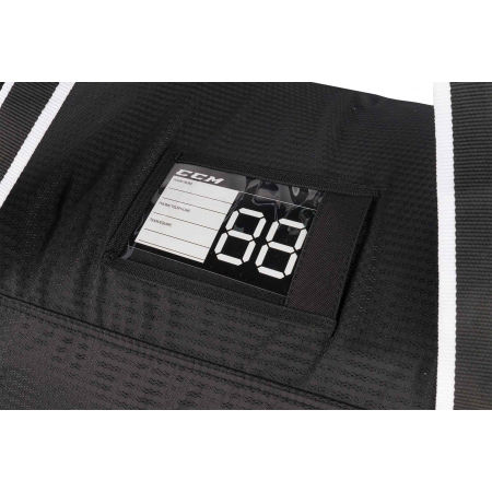 Hokejová taška - CCM PBA ACC BAGS BLACK 37WH - 5