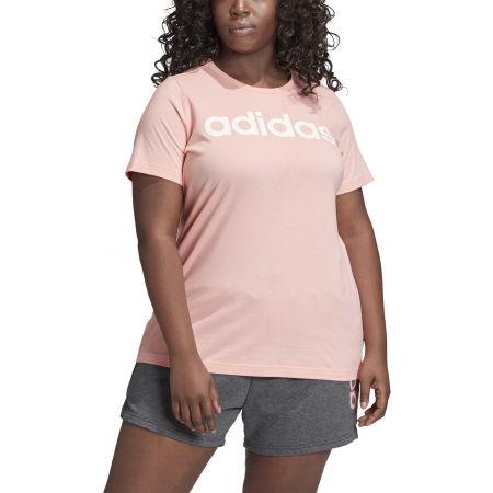 Dámske tričko - adidas W E LIN S T INC - 3