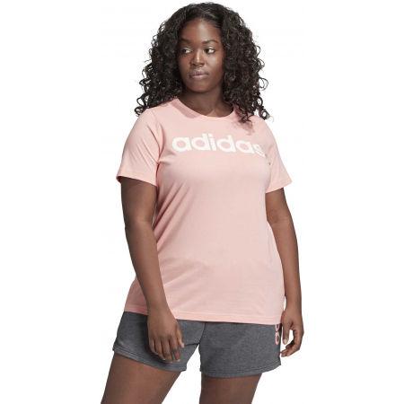 Dámske tričko - adidas W E LIN S T INC - 4