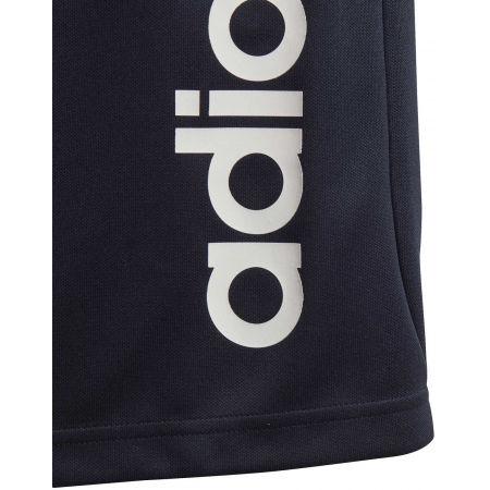 Shorts für Jungs - adidas YB TR LIN KN SH - 4