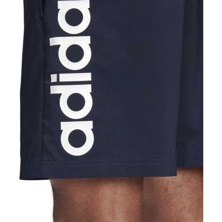 Мъжки къси панталони - adidas E LIN CHELSEA - 8