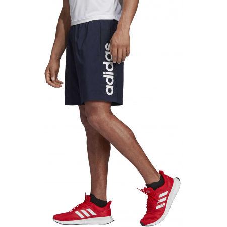 Мъжки къси панталони - adidas E LIN CHELSEA - 4