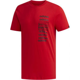 adidas 3X3 TEE - Pánske tričko
