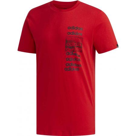 Tricou de bărbați - adidas 3X3 TEE - 1