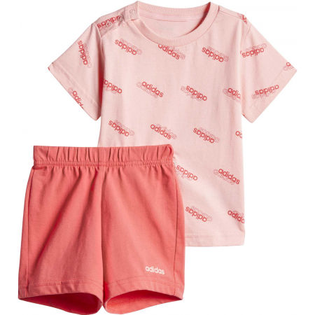 adidas I FAV SS SET - Set copii