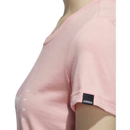 Dámské tričko - adidas W ADI CLOCK TEE - 7