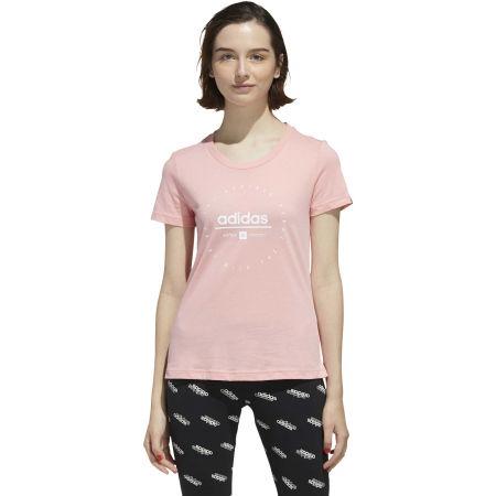 Dámské tričko - adidas W ADI CLOCK TEE - 4