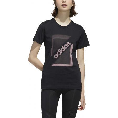 Tricou de damă - adidas CLIMA CB TEE - 3