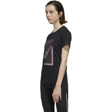 Tricou de damă - adidas CLIMA CB TEE - 5
