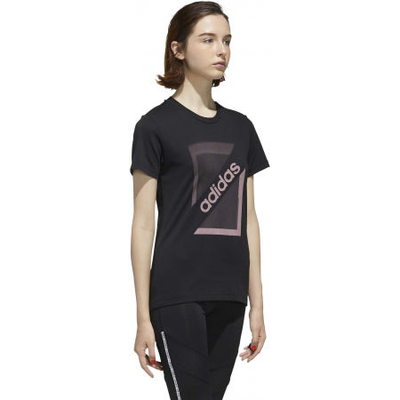 Tricou de damă - adidas CLIMA CB TEE - 6