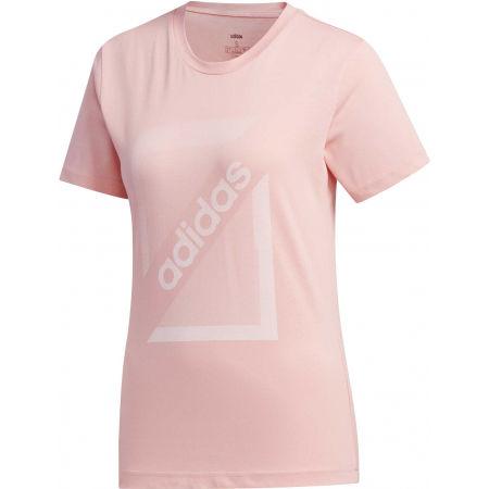 adidas CLIMA CB TEE - Women's T-shirt