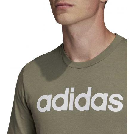 Мъжка тениска - adidas E LIN TEE - 8