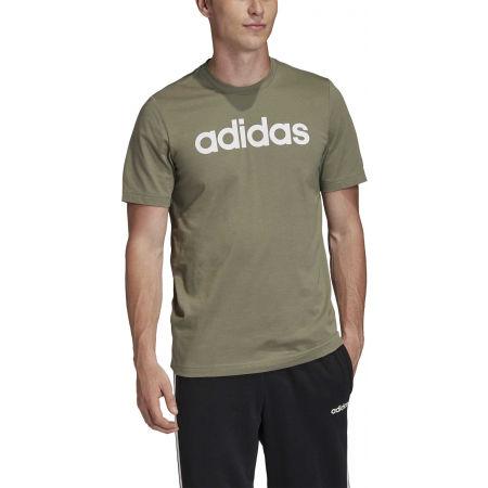 Мъжка тениска - adidas E LIN TEE - 3