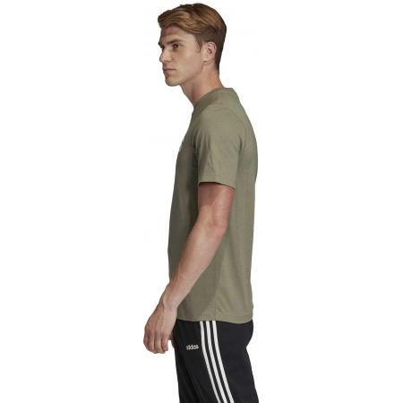 Мъжка тениска - adidas E LIN TEE - 5