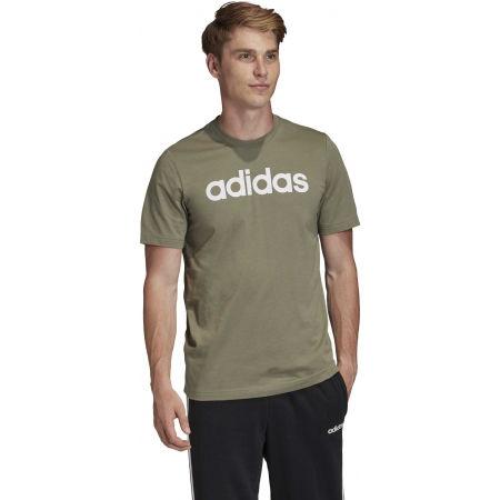 Мъжка тениска - adidas E LIN TEE - 4