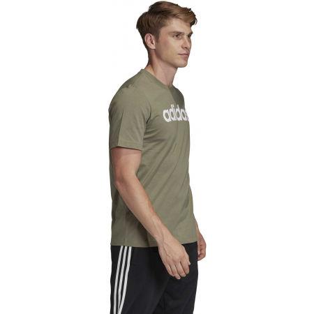 Мъжка тениска - adidas E LIN TEE - 6