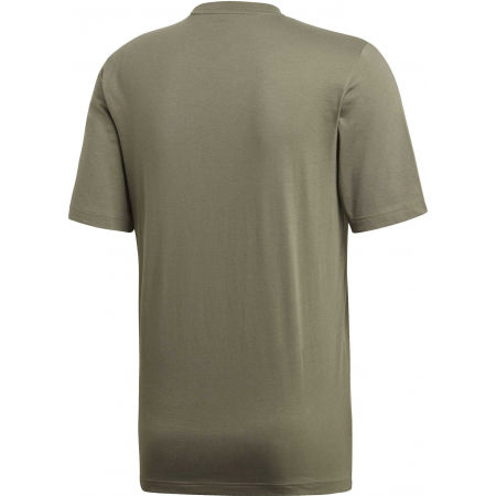 Мъжка тениска - adidas E LIN TEE - 2