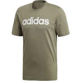 adidas E LIN TEE - Pánske tričko