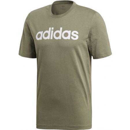 Мъжка тениска - adidas E LIN TEE - 1