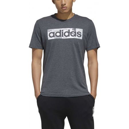 Pánske tričko - adidas BXD PHOTO TEE - 3