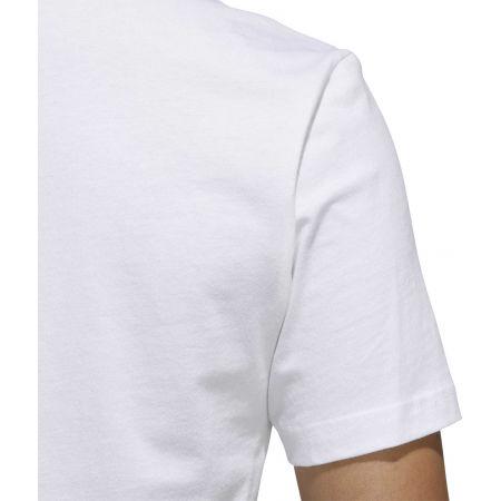 Pánske tričko - adidas STMP TEE - 10