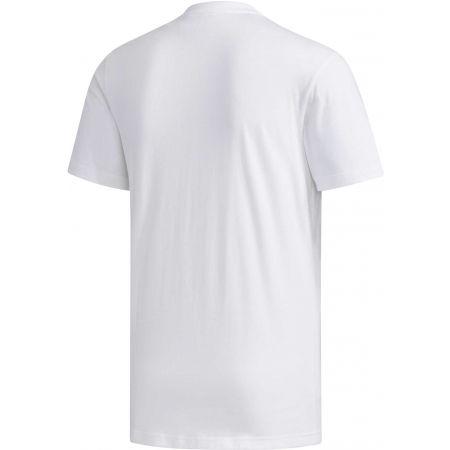Pánske tričko - adidas STMP TEE - 2