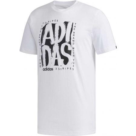adidas STMP TEE - Men's T-shirt