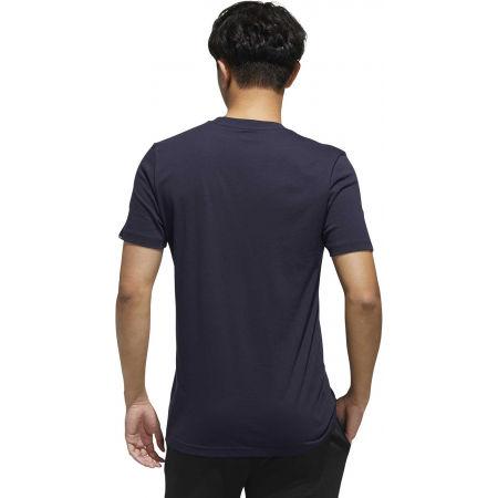 Pánske tričko - adidas STMP T - 7