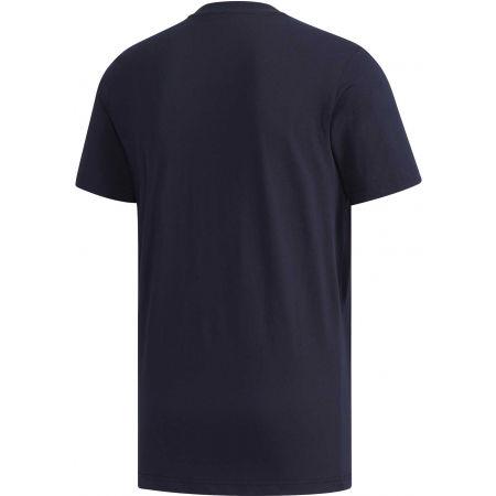 Pánske tričko - adidas STMP T - 2