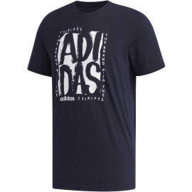 adidas STMP T - Pánske tričko
