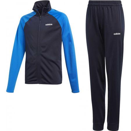 Jungen Trainingsanzug - adidas YB TS ENTRY - 1