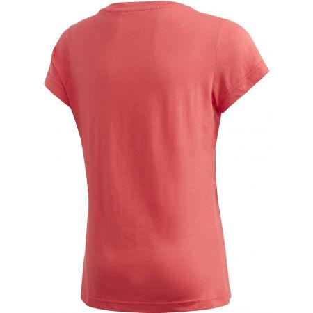 Dievčenské tričko - adidas YG E LIN TEE - 2