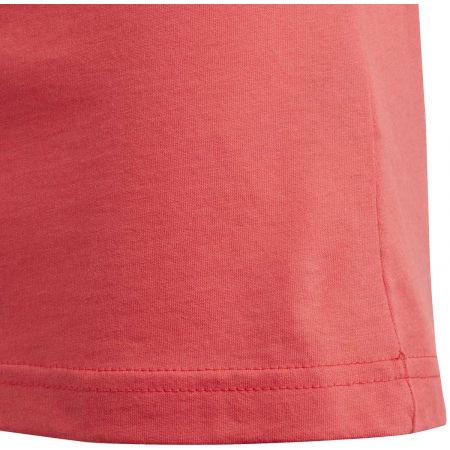 Dievčenské tričko - adidas YG E LIN TEE - 5