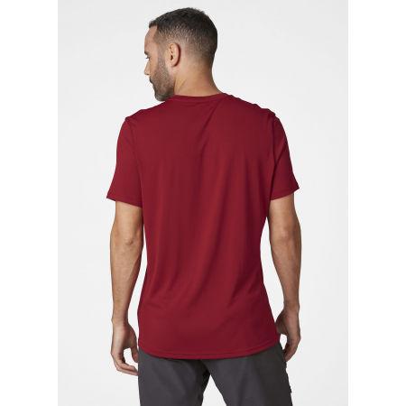 Pánske tričko - Helly Hansen LIFA ACTIVE SOLEN T-SHIRT - 6