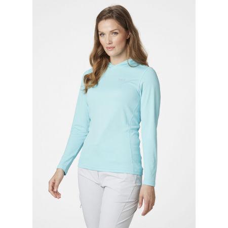 Women's sweatshirt - Helly Hansen LIFA ACTIVE SOLEN HOODIE - 3