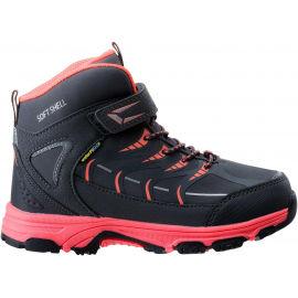 Elbrus HIKO MID WP JR - Children's trekking boots