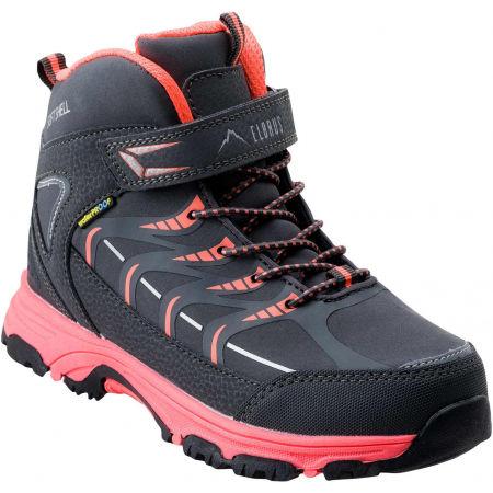Juniorské trekové boty - Elbrus HIKO MID WP JR - 3