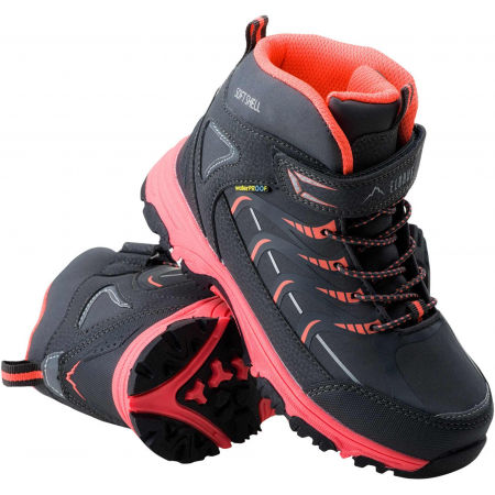 Juniorské trekové boty - Elbrus HIKO MID WP JR - 5